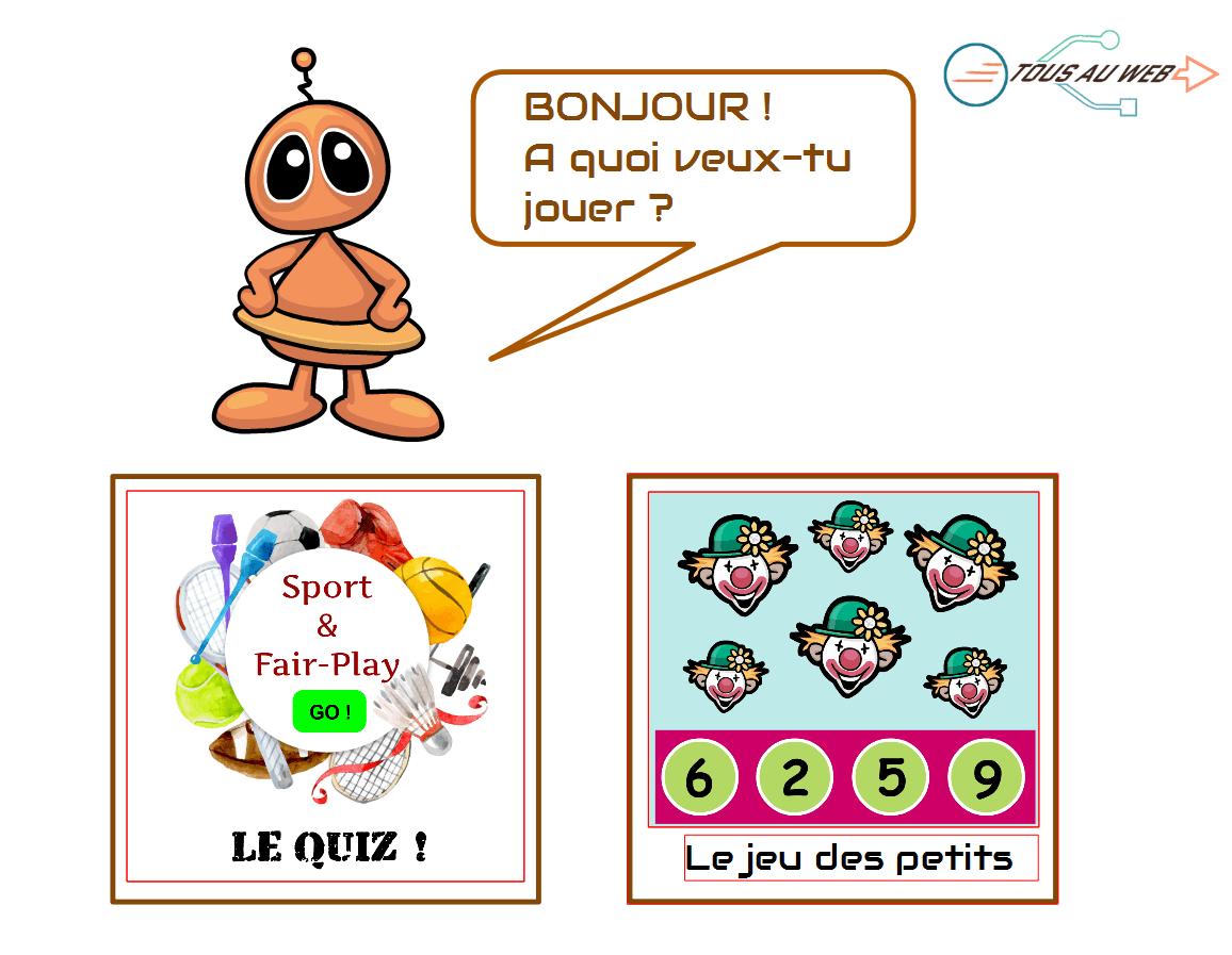 Jeux Tous au Web à la fête des Vendanges 2016