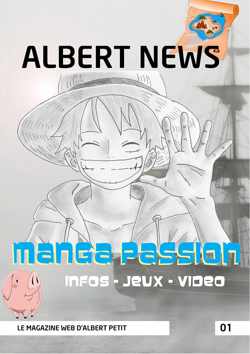 journal web CM2 sur les mangas