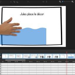mise en pratique des outils informatiques pour l'animation