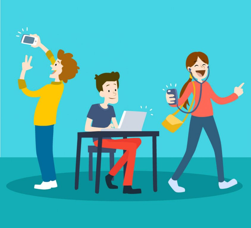Atelier «prévention web» collège