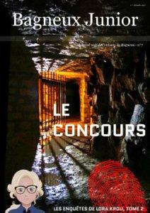 Bagneux junior roman policier Le consours