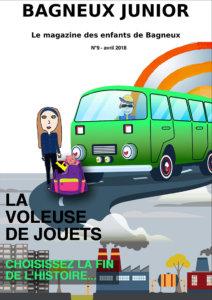 Bagneux Junior 9 : roman dont on est le héros