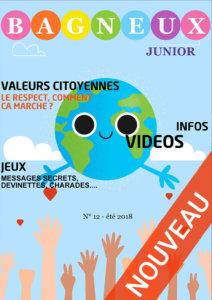 Bagneux Junior Valeurs citoyennes