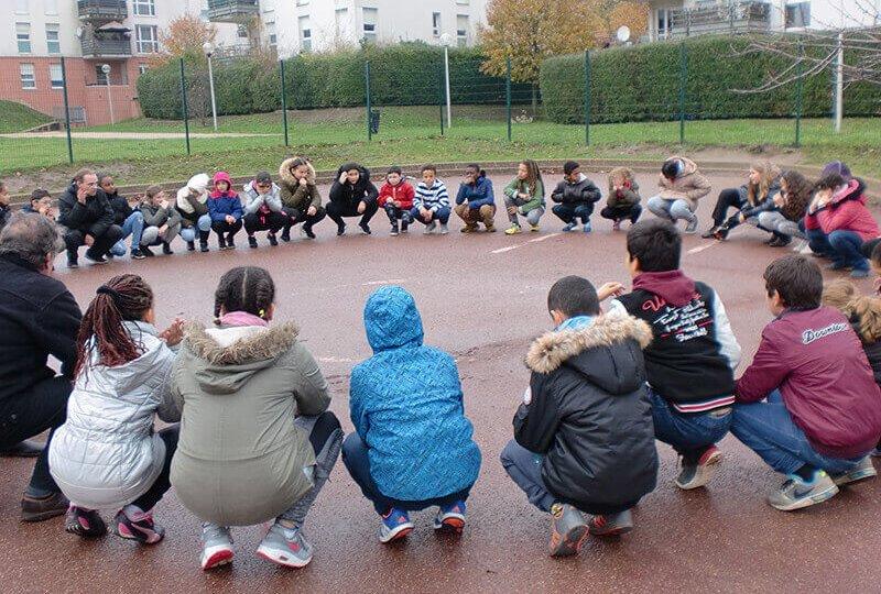 initiation capoeira sortie Louvre Tous au Web