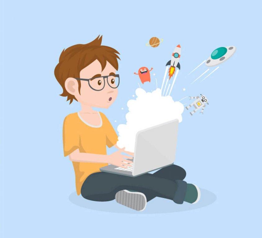 """Atelier web ados """"Social Secrets: les mystères d'internet"""""""