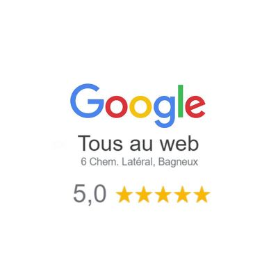 taux satisfaction Google